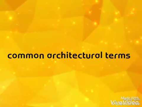 mp4 Architecture Design Terms, download Architecture Design Terms video klip Architecture Design Terms