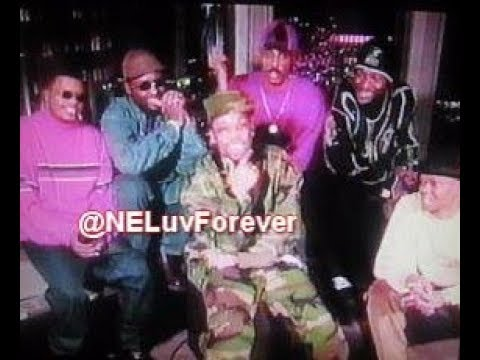 New Edition on MTV