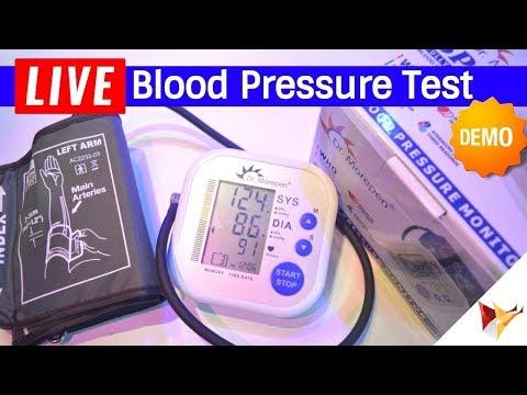 Presioni arterial në PE
