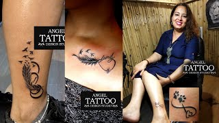 Infinity Tattoo | Infinity Tattoo Designs | Infinity Tattoo Meaning