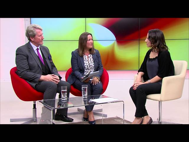 Celebrity and Royal News Chrissy B Show 22.08.14 – Part 1