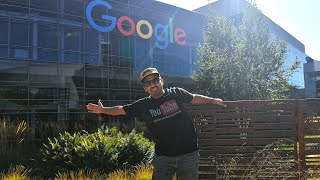 I visited Google Facebook Youtube HeadQuarters | EP-03 | USA Road trip
