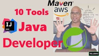 10 Tools/Technologies for Java Developers