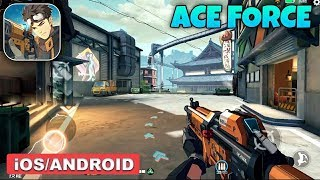 ACE FORCE  Android  iOS Gameplay  Part 1  Is Out Now  Download Now   FPS + AWESOME GRAPHICS