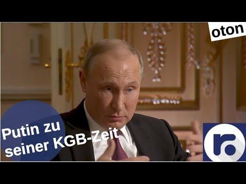 Putin zur KGB-Zeit auf deutsch [Video]