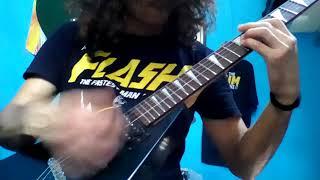 Frenzal Rhomb Kaan Kaant (Guitar Cover)