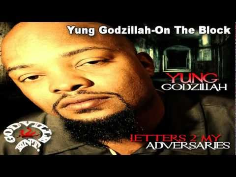 Yung Godzillah-On The Block Produced By @AK47_PRODUCER