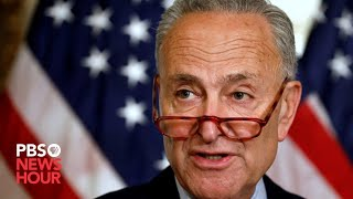 WATCH LIVE: Senate Minority Leader Schumer holds news conference