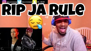 Did I just attend another Funeral!? | 50 Cent Ft. Eminem & Busta Rhymes - Hail Mary | REACTION