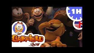 THE GARFIELD SHOW   SPECIAL 1H   Against All Tides (Pirates)