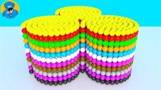 Learn Colors with Colorful Balls,Учим Цвета На Английском,Aprendizaje a Color con Bolas de Colores
