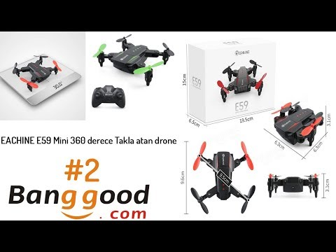 Very good drone. Thanks Banggood. YT: BR Shopping