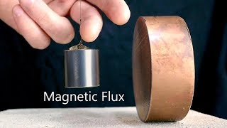 Copper Behaves Strangely Around Magnets