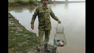 Рыбалка на реке терек зимой