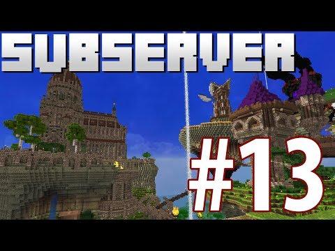 Subserver 13: Epické stavby u Veveho