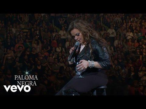 Paloma Negra (En Vivo Desde Monterrey/Lyric Video)