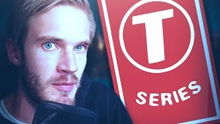 The Rise Of T Series - How It's Wrecking YouTube