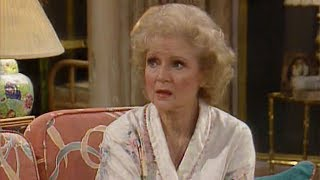 The 'Golden Girls' When Betty White Banged A Guy To Death