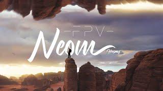 نيوم | حسمي | تبوك 2021 Neom | Hesmy | Tabuk | FPV