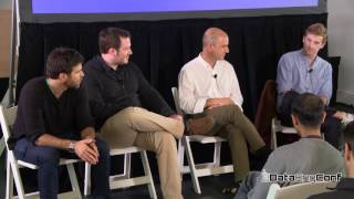 VC Panel - The Present Future of Data-Oriented Startups | DataEngConf NY '16