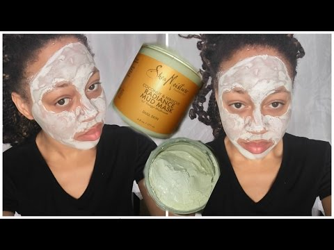African Black Soap Clarifying Mud Mask by SheaMoisture #4