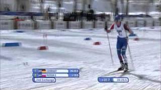WU Erzurum 2011 Day 6: Nordic Combined - Team Gundersen 3X5 km