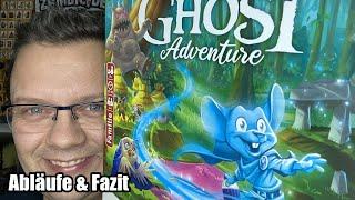 Ghost Adventure (Pegasus Spiele) - innovatives Familienspiel ab 8 Jahren - Geheimtipp?!
