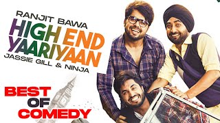 Best OF High End Yaariyan (Comedy Scenes) | Jassi Gill | Ranjit Bawa | Ninja | Speed Records