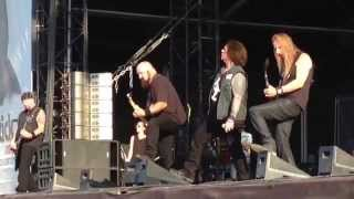 Dark Angel - Perish in Flames - Live Hellfest 22/07/2014