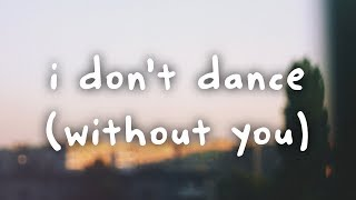 Matoma & Enrique Iglesias   I Don't Dance (Without You) Ft. Konshens (Lyrics Video)