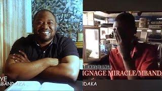 Un Fou Guéri Par La Chanson TANGO NAYE à Mbandaka, Le Past Moïse MBIYE Parle Enfin De La Chanson