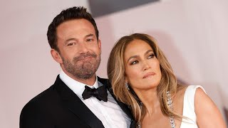 Why Ben Affleck Is IN AWE of Jennifer Lopez
