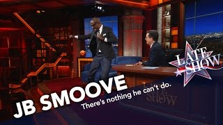 Comedian And Actor JB Smoove Is A Jack Of All Trades
