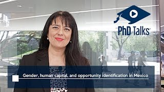 Gender, human capital, and opportunity identification in Mexico