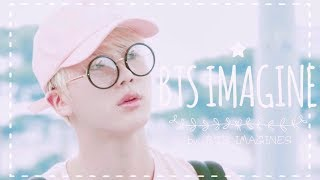 BTS IMAGINES | JIN AS YOUR HUSBAND