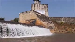 Jhanjhavathi Rubber Dam  / Janjavathi Rubber Dam | Asia's first Rubber dam