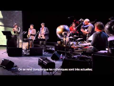 Rifflet & Irabagon - Perpetual Motion (A Celebration of Moondog) online metal music video by SYLVAIN RIFFLET