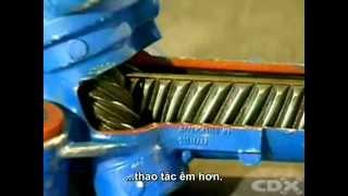 Video Hệ thống lái truyền động bánh răng - Thanh răng