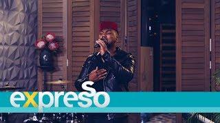 "Nathi Performs ""Ingomso"" Live"