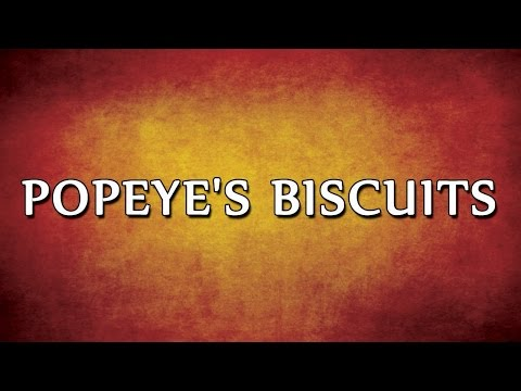Popeye's Biscuits | RECIPES | EASY TO LEARN