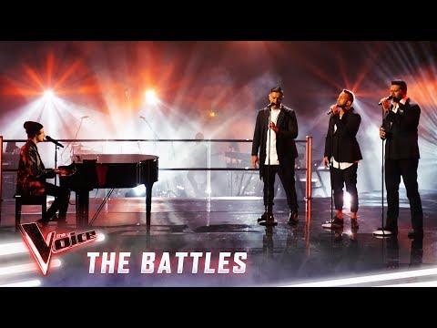 The Battles: The Koi Boys v Daniel 'Let It Be' | The Voice Australia 2019