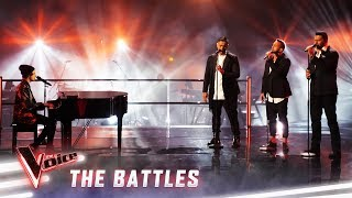 Dedicated to the victims of the Christchurch terror attack, the Team Delta Artists deliver an emotional Battle with the song by The Beatles. Stream Now: http://TheVoice.lnk.to/DanielShawandTheKoiBoys  Find The Voice Australia full episodes, highlights, previews, news, galleries & digital exclusives at http://thevoice.com.au  Like The Voice Australia on Facebook: http://Facebook.com/TheVoiceAU Follow The Voice Australia on Twitter: https://Twitter.com/TheVoiceAU Follow The Voice Australia on Instagram: https://instagram.com/TheVoiceAU