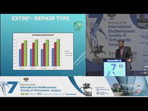 Avramidis G. - Arthroscopic repair of massive rotator cuff tears in mid-term follow up