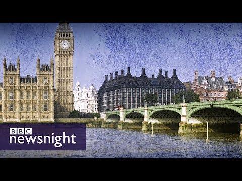 An investigation into Westminster Bridge attacker, Khalid Masood  - BBC Newsnight