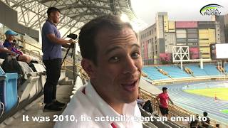 🎥 Inside Asia Rugby: Patrice Olivier, Philippines