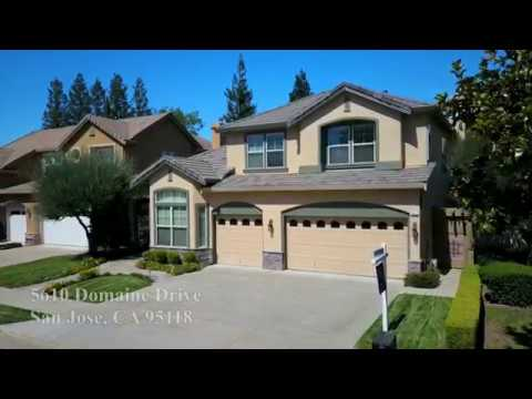 5610 Domaine Drive - San Jose, CA 95118