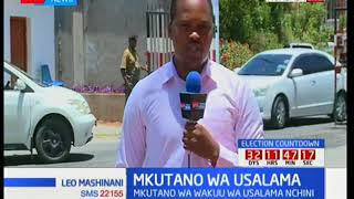 Mkutano wa usalama: Waziri Matiang'i aandaa mkutano Pwani