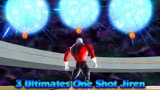 Which 3 Ultimates Can One Shot Jiren?! - Dragon Ball Xenoverse 2