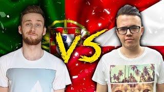 POLSKA VS PORTUGALIA NA ORLIKU!