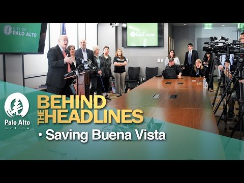 VIDEO Behind The Headlines Saving Buena Vista Mobile Home Park Supervisor Joe Simitian And Palo Alto